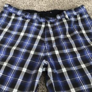 Nautica shorts in size 36 waist. 9 inches.